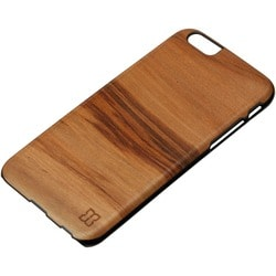 Man&Wood iPhone 6S Slim Case Cappuccino