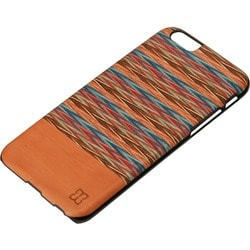 Man&Wood iPhone 6S Slim Case Browny Check