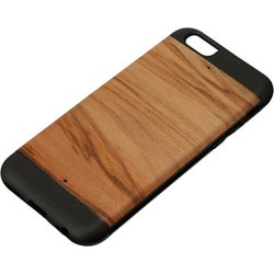 Man&Wood iPhone 6S Protection Case Cappuccino
