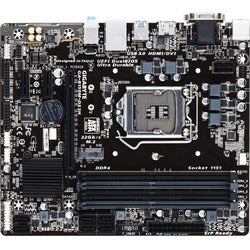 Gigabyte Ultra Durable GA-B150M-DS3H Desktop Motherboard - Intel B150