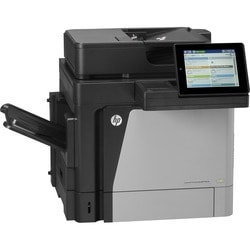 HP LaserJet M630h Laser Multifunction Printer - Monochrome - Plain Pa