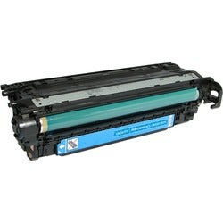 West Point Toner Cartridge - Alternative for HP (507A, CE401A) - Cyan