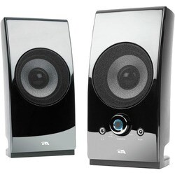Cyber Acoustics CA-2027 Speaker System - 5 W RMS - Desktop - Glossy B