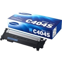 Samsung CLT-C404S Original Toner Cartridge - Cyan