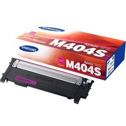 Samsung CLT-M404S Toner Cartridge - Magenta