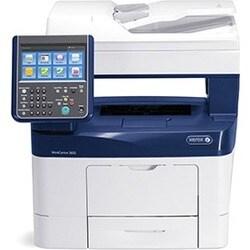 Xerox WorkCentre 3655i Laser Multifunction Printer - Monochrome - Pla