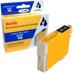 KODAK Remanufactured Ink Cartridge Compatible With Epson 98 / T098 (T