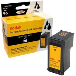 KODAK Remanufactured Ink Cartridge Compatible With HP 96 (C8767WN) Hi