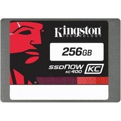 "Kingston SSDNow KC400 256 GB 2.5"" Internal Solid State Drive"
