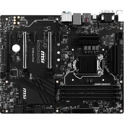 MSI Z170A SLI PLUS Desktop Motherboard - Intel Z170 Chipset - Socket