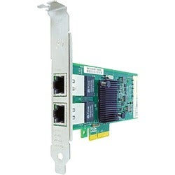 Axiom PCIe x4 1Gbs Dual Port Copper Network Adapter for Dell