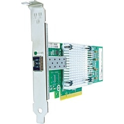 Axiom PCIe x8 10Gbs Single Port Fiber Network Adapter for QLogic