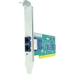 Axiom PCI 100Mbs Single Port Fiber Network Adapter