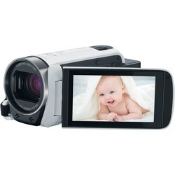 "Canon VIXIA R700 Digital Camcorder - 3"" - Touchscreen LCD - HD CMOS -"