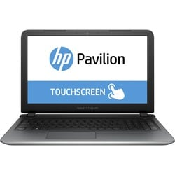 "HP Pavilion 15-ab200 15-ab223cl 15.6"" Touchscreen Notebook - Refurbis"