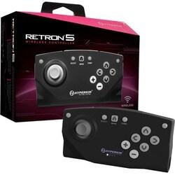 HYPERKIN Bluetooth Wireless Controller for RetroN 5 (Black)
