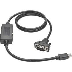 Tripp Lite 3ft Mini DisplayPort to VGA Adapter Active Converter mdp t