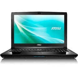 "MSI CX62 6QD-047US Performance Laptop 15.6"" FHD Display - Magnesium A"