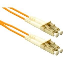 ENET LC to LC 30 meter OM2 50/125 Orange Duplex Multimode PVC Fiber O