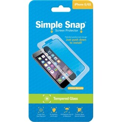 ReVamp Simple Snap Screen Protector (iPhone 6/6S) (Tempered Glass) Tr