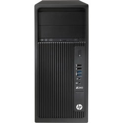 HP Z240 Workstation - 1 x Intel Core i7 (6th Gen) i7-6700 Quad-core (