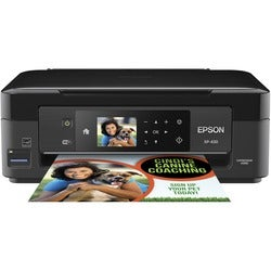 Epson Expression Home XP-430 Inkjet Multifunction Printer - Color - P