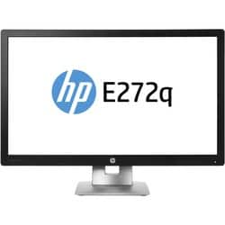 """HP Business E272q 27"""" LED LCD Monitor - 16:9 - 7 ms