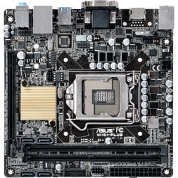 Asus H110I-PLUS/CSM Desktop Motherboard - Intel H110 Chipset - Socket