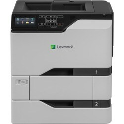 Lexmark CS720dte Laser Printer - Color - 2400 x 600 dpi Print - Plain