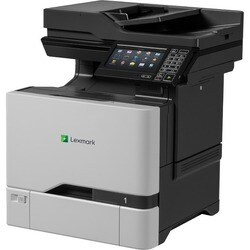 Lexmark CX725de Laser Multifunction Printer - Color - Plain Paper Pri