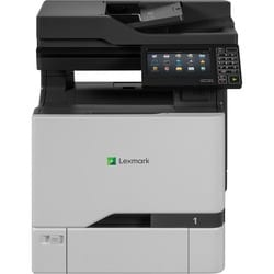 Lexmark CX725dhe Laser Multifunction Printer - Color - Plain Paper Pr