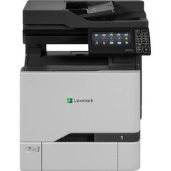 Lexmark CX725dhe Laser Multifunction Printer - Color - Plain Paper Pr
