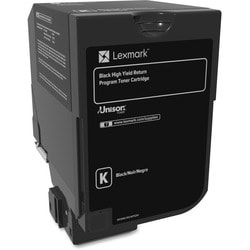 Lexmark Unison Original Toner Cartridge - Black