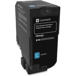 Lexmark Unison Toner Cartridge - Cyan