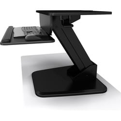 Atdec Sit to Stand Freestanding Workstation - A-STSFB- Height Adjusta