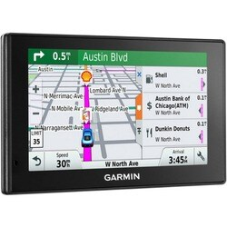 Garmin DriveSmart 50LMT Automobile Portable GPS Navigator