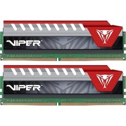 Patriot Memory Viper Elite Series DDR4 32GB (2 x 16GB) 2800MHz Kit (R