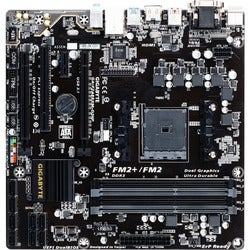 Gigabyte Ultra Durable GA-F2A88XM-D3HP Desktop Motherboard - AMD A88X