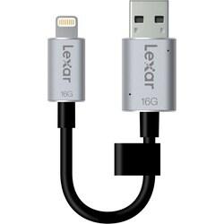 Lexar 16GB JumpDrive C20i Flash Drive