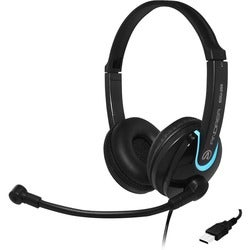 Andrea EDU-255 USB On-Ear Stereo Headset