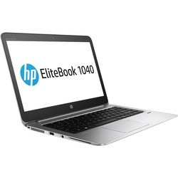 "HP EliteBook 1040 G3 14"" Touchscreen Notebook - Intel Core i5 (6th Ge"