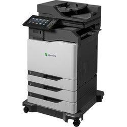 Lexmark CX825dtfe Laser Multifunction Printer - Color - Plain Paper P