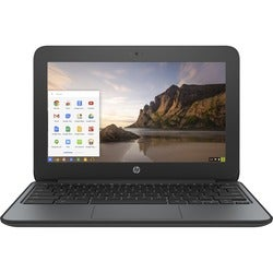 "HP Chromebook 11 G4 EE 11.6"" 16:9 Chromebook - 1366 x 768 - Intel Cel"