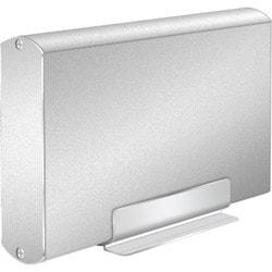 Macally M-S350U3 Drive Enclosure External - Silver