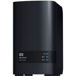 WDBVBZ0080JCH-NESN WD 8TB My Cloud EX2 Ultra Network Attached Storage