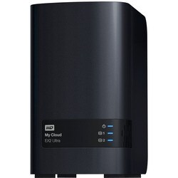 WDBVBZ0120JCH-NESN WD 12TB My Cloud EX2 Ultra Network Attached Storag