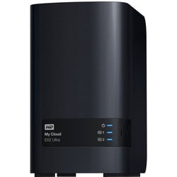 WDBVBZ0000NCH-NESN WD Diskless My Cloud EX2 Ultra Network Attached St