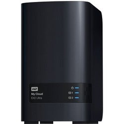 WDBVBZ0040JCH-NESN WD 4TB My Cloud EX2 Ultra Network Attached Storage