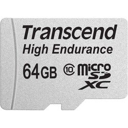 Transcend High Endurance 64 GB microSDXC