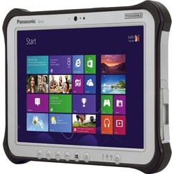 "Panasonic Toughpad FZ-G1J0073CM Tablet - 10.1"" 16:10 Multi-touch Scre"